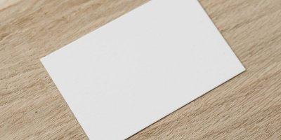 Qual é o Melhor Papel para Imprimir Cartão de Visita?